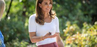Post de Kate eleva el denim con su nuevo vestido de la diseñadora más deseada