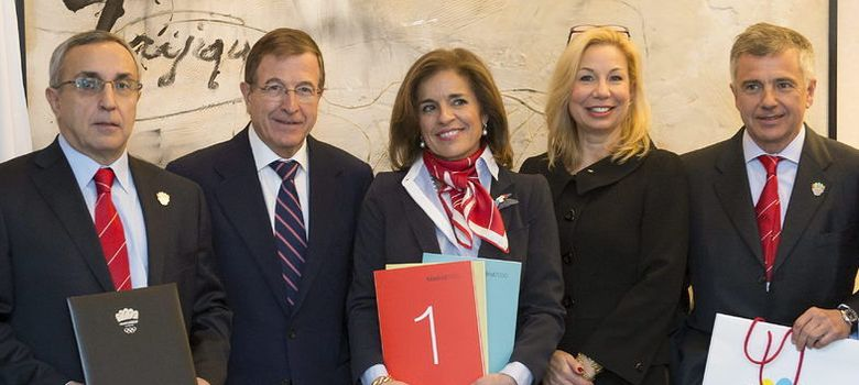 Foto: Delegación de Madrid 2020. (EFE)