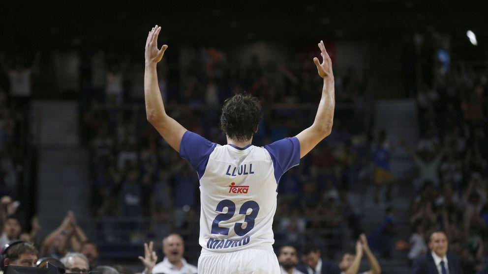 Ni la NBA puede con el  gran apego de Sergio Llull al Real Madrid y su gente