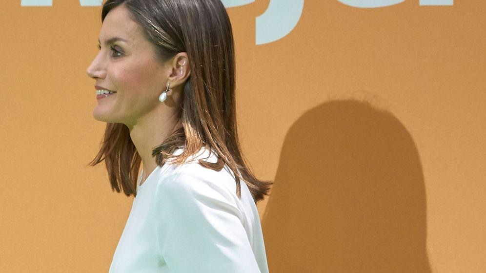 Foto: La Reina durante el acto. (Limited Pictures)