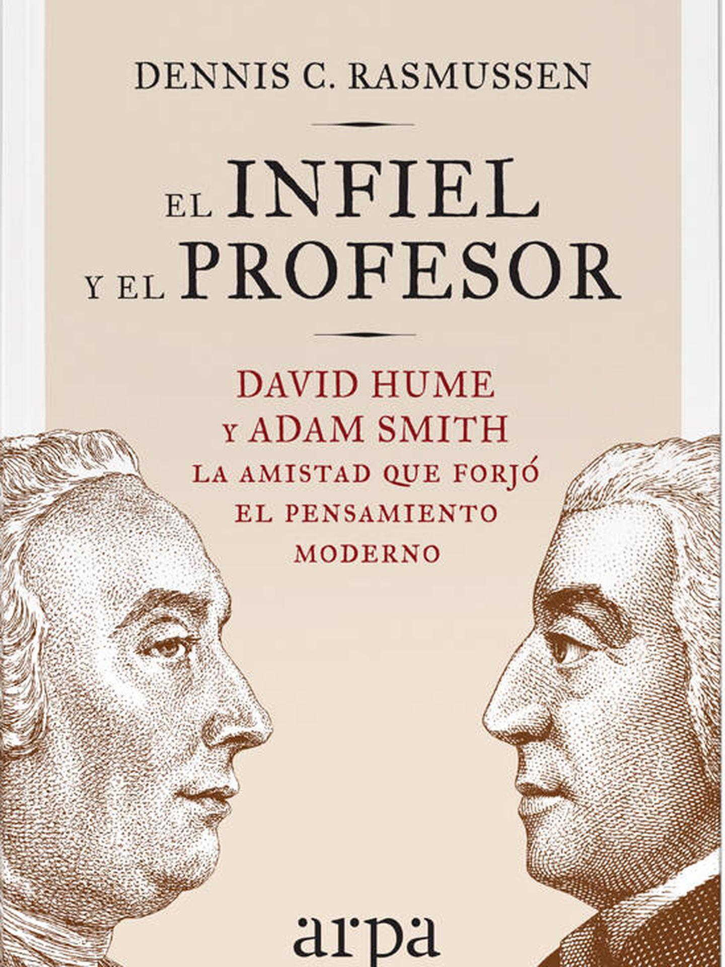 'El infiel y el profesor'. (Arpa)