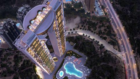 Desde 250.000€ hasta 1 M: el rascacielos más famoso de Benidorm termina sus obras