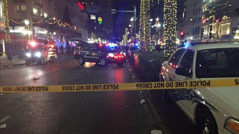 Un muerto y nueve heridos por un tiroteo en el barrio francés de Nueva Orleans