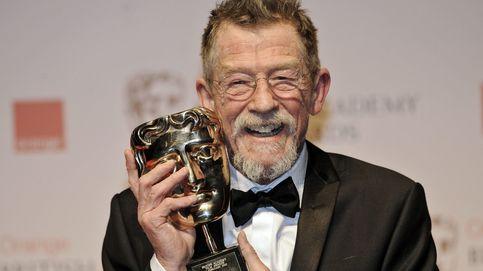 Muere a los 77 años el actor John Hurt, protagonista de 'El hombre elefante'