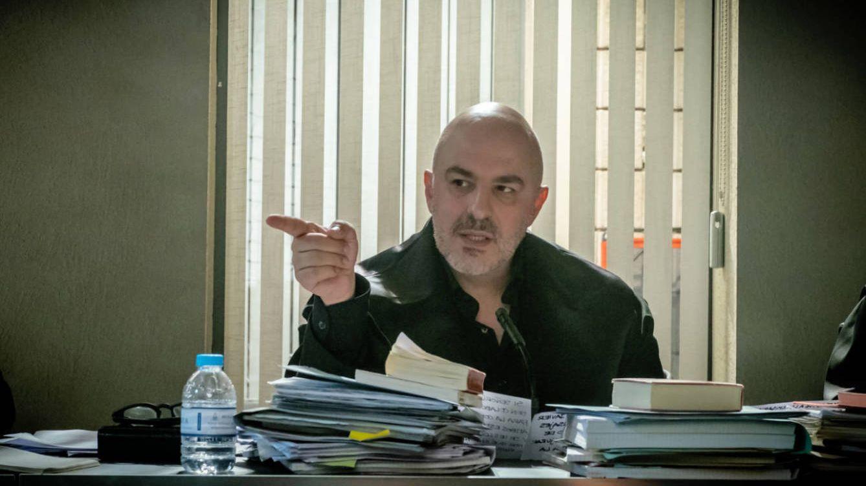 Roberto Álamo: golpe de suerte y penalidades de un tipo duro amante de la poesía
