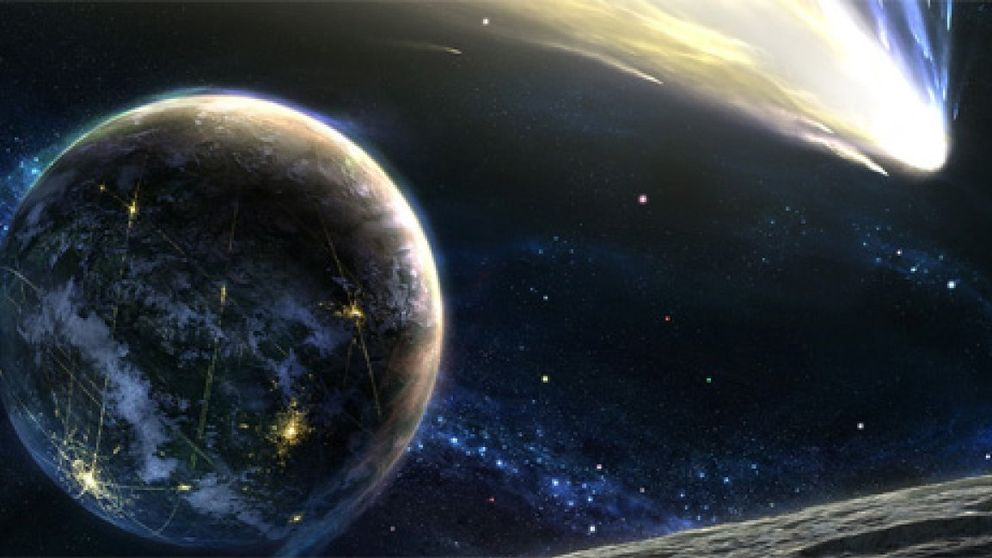 Europa y EEUU planean desviar un asteroide disparándole un misil