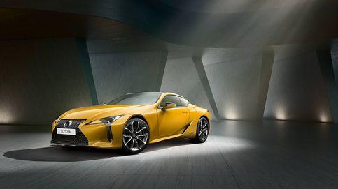 Lexus saca los colores al LC500 con su variante Yellow Edition