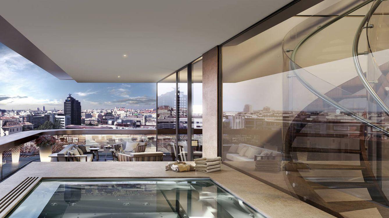 Se busca rico con más de 5 millones de euros para piso de súper lujo en la Milla de Oro