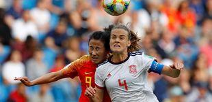 Post de España hace historia y pasa a los octavos del Mundial femenino tras empatar contra China