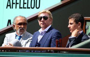 El descenso a los infiernos de Boris Becker
