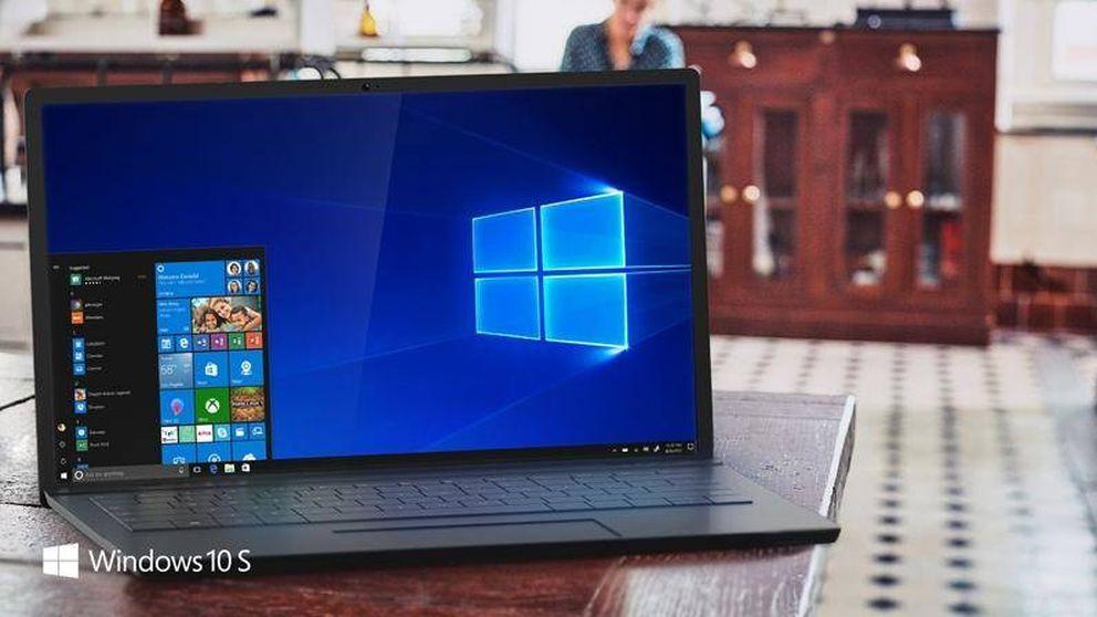 Llega Windows 10 S: así es el nuevo sistema para frenar a Google Chrome OS