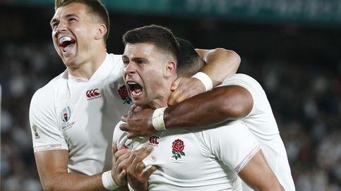 Cómo la excelencia inglesa arrasó a los All Blacks en la 'final' del Mundial de Rugby