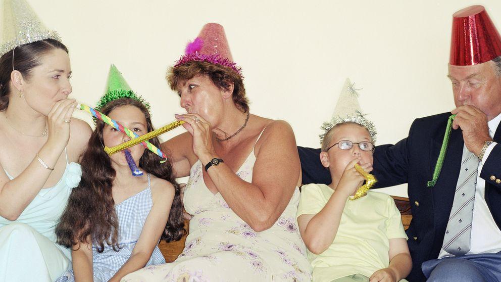 Cómo sobrevivir a una fiesta infantil (y a los padres de los niños)