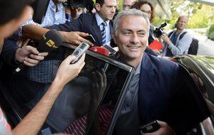 """Mourinho: """"Siento una admiración especial por Luis Enrique"""""""