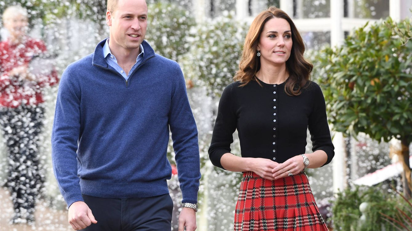Foto:  Kate y Guillermo. (Getty)
