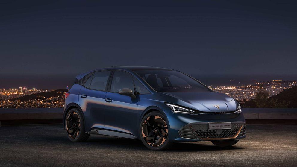 Llega el Cupra El-Born, el primer eléctrico compacto de Seat para 2021