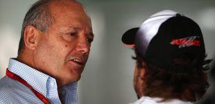 Post de Adiós oficial de Ron Dennis, McLaren se queda sin cabeza temporalmente
