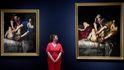 La pintura gore y justiciera de Artemisia conmueve Londres