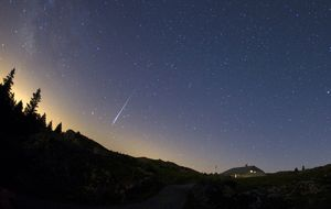 El brillo de la 'superluna' robará protagonismo a las Perseidas