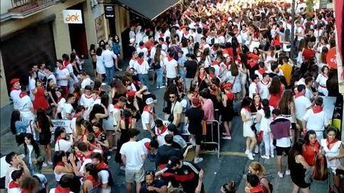Las aglomeraciones festivas no cambian el paso al Gobierno vasco: son casos puntuales