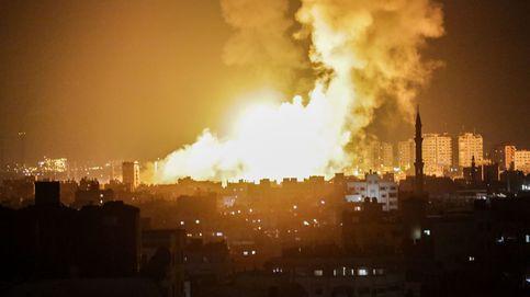 Tres muertos en Gaza en  una noche de lanzamiento de cohetes y bombardeos