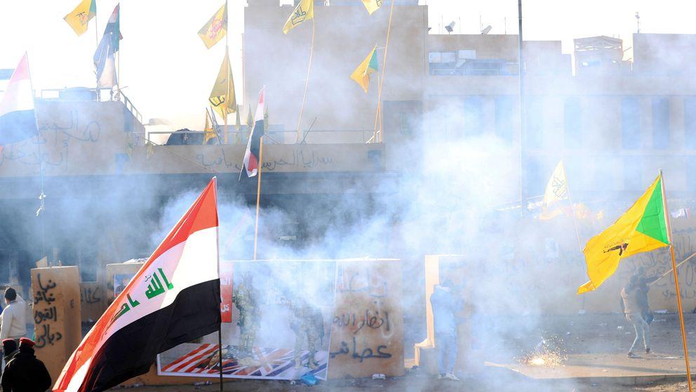 EEUU desplegará 750 soldados tras las protestas en su embajada en Irak