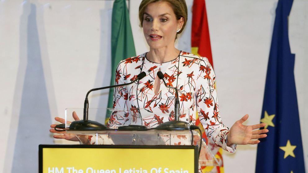 La Reina Letizia viaja a Portugal para luchar contra el tabaco