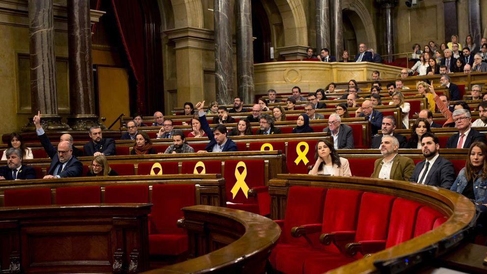Así respaldó la mayoría del Parlament investir a Puigdemont y la libertad de los presos