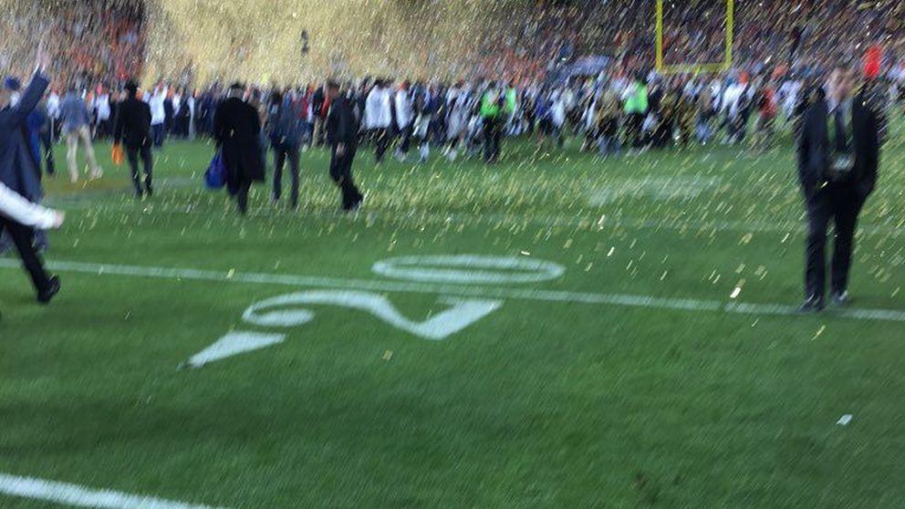 Tim Cook, troleado en internet por su foto borrosa de la Super Bowl