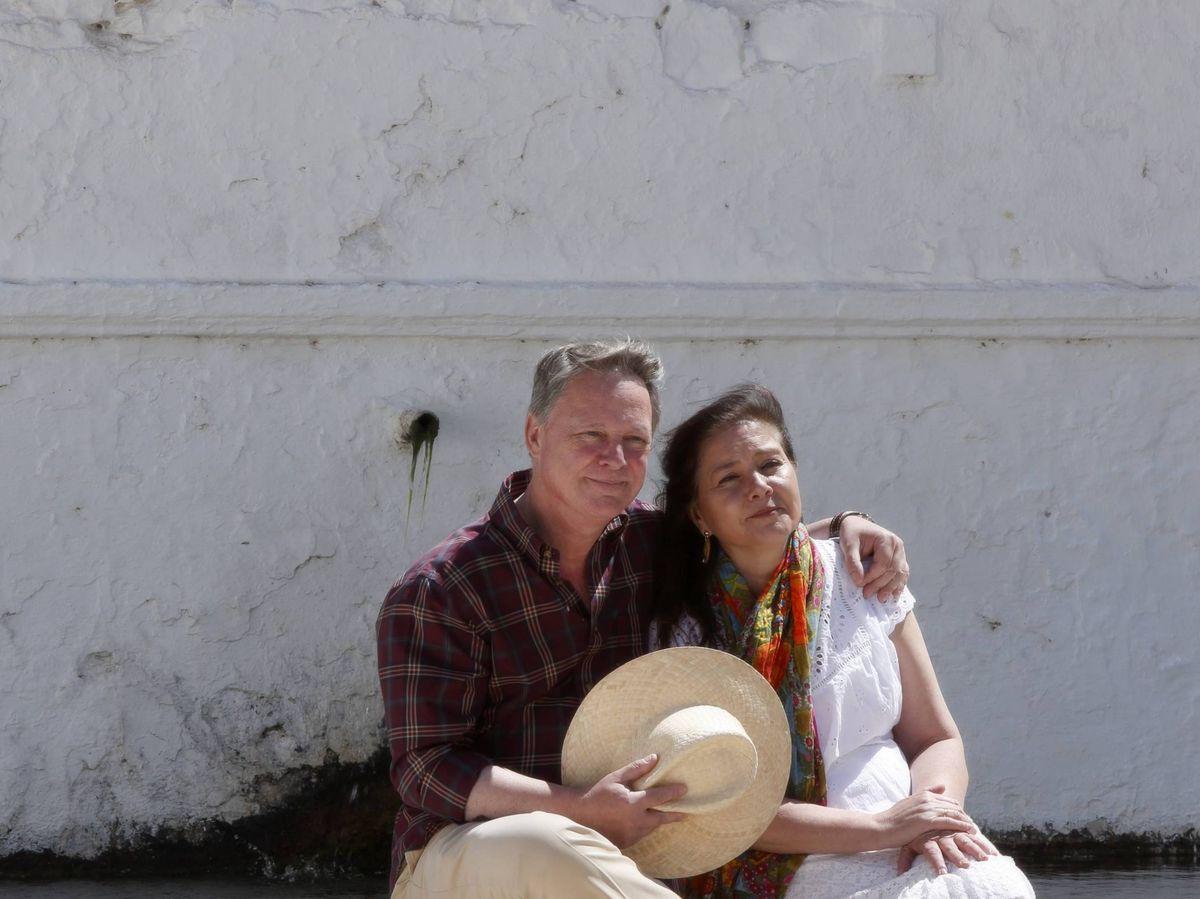 Foto: Francisco y Rosa Vañó. (Foto: Castillo de Canena)