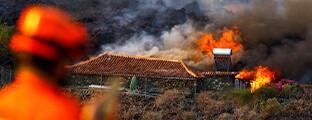Foto de Gases tóxicos y nuevos sismos: los riesgos y efectos secundarios