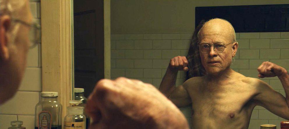 Foto: Fotograma de la película El curioso caso de Benjamin Button