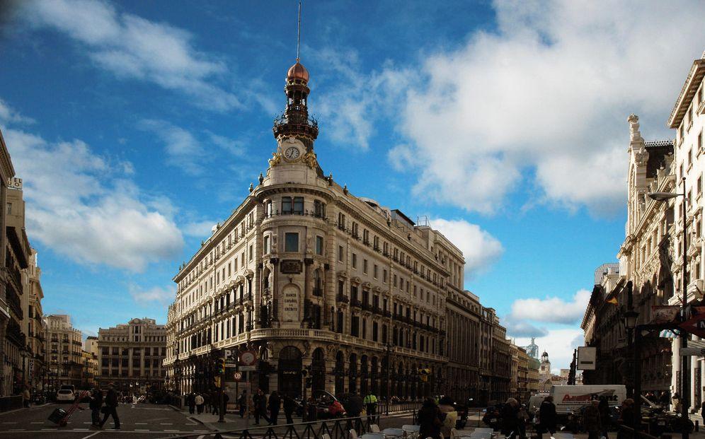 Foto: Complejo de Canalejas propiedad de Grupo Villar Mir y OHL.