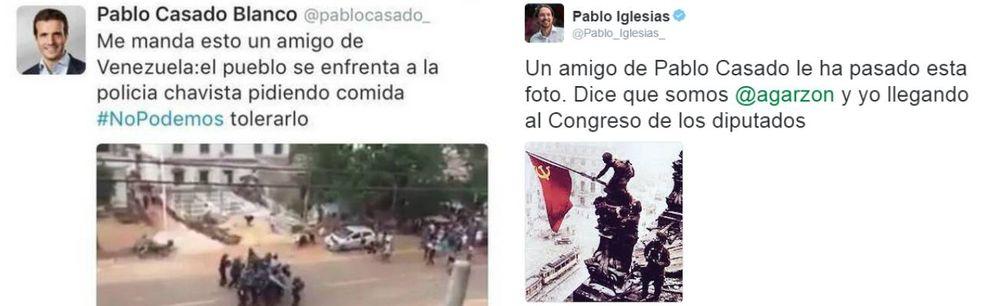 f61c8d1319e12 Noticias de Podemos  Unidos Podemos se crece en las redes contra el ...