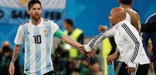 Post de Broncas, amenazas, vetos… un genio como Messi también tiene un lado más oscuro