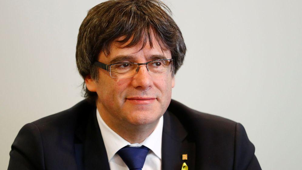 Foto: El expresidente catalán Carles Puigdemont. (Reuters)