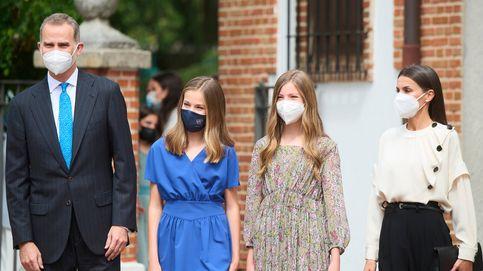 La línea constante de Felipe y Letizia para separar su vida institucional de la privada