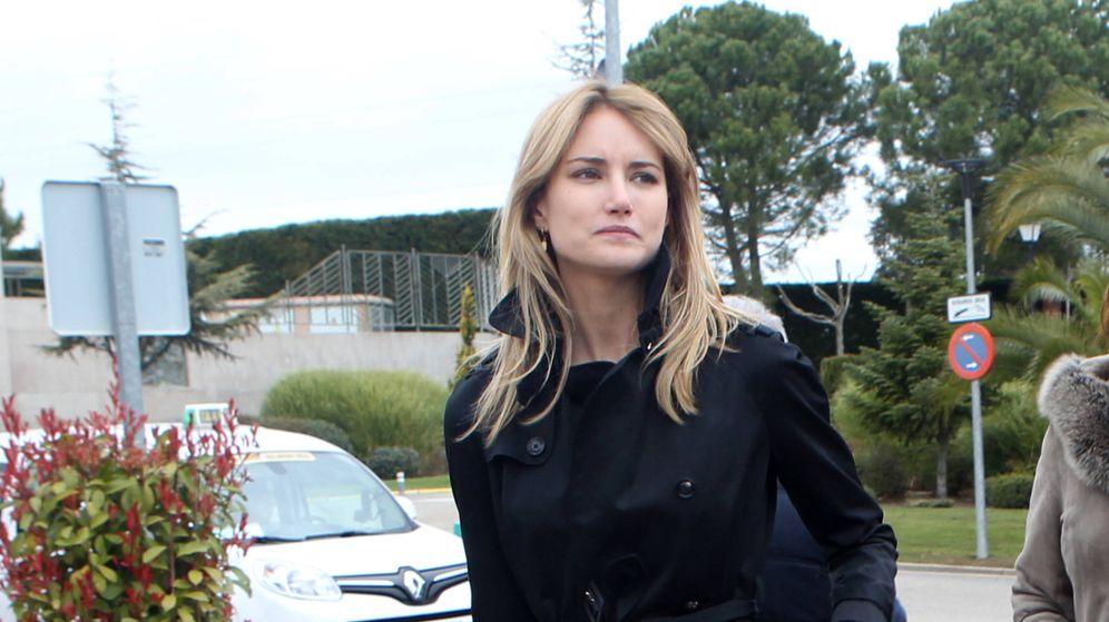 Foto: La modelo Alba Carrillo en una imagen de archivo. (Gtres)