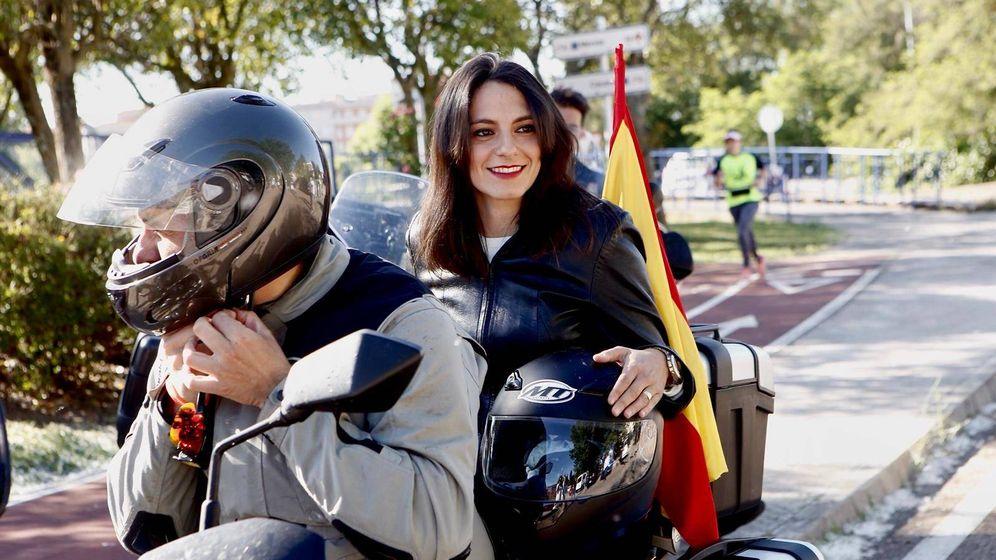 Foto: La candidata de Ciudadanos por Badajoz, María José Calderón.