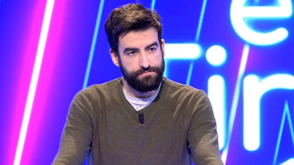 Foto: Rafa, concursante de 'El tirón'. (Mediaset España)