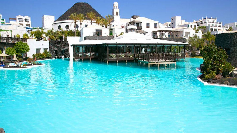 Vea aquí todas las fotos del hotel Volcán de Lanzarote. (DR)