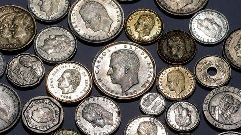 Los españoles conservan 1.601 M en pesetas a cuatro meses de finalizar su canje