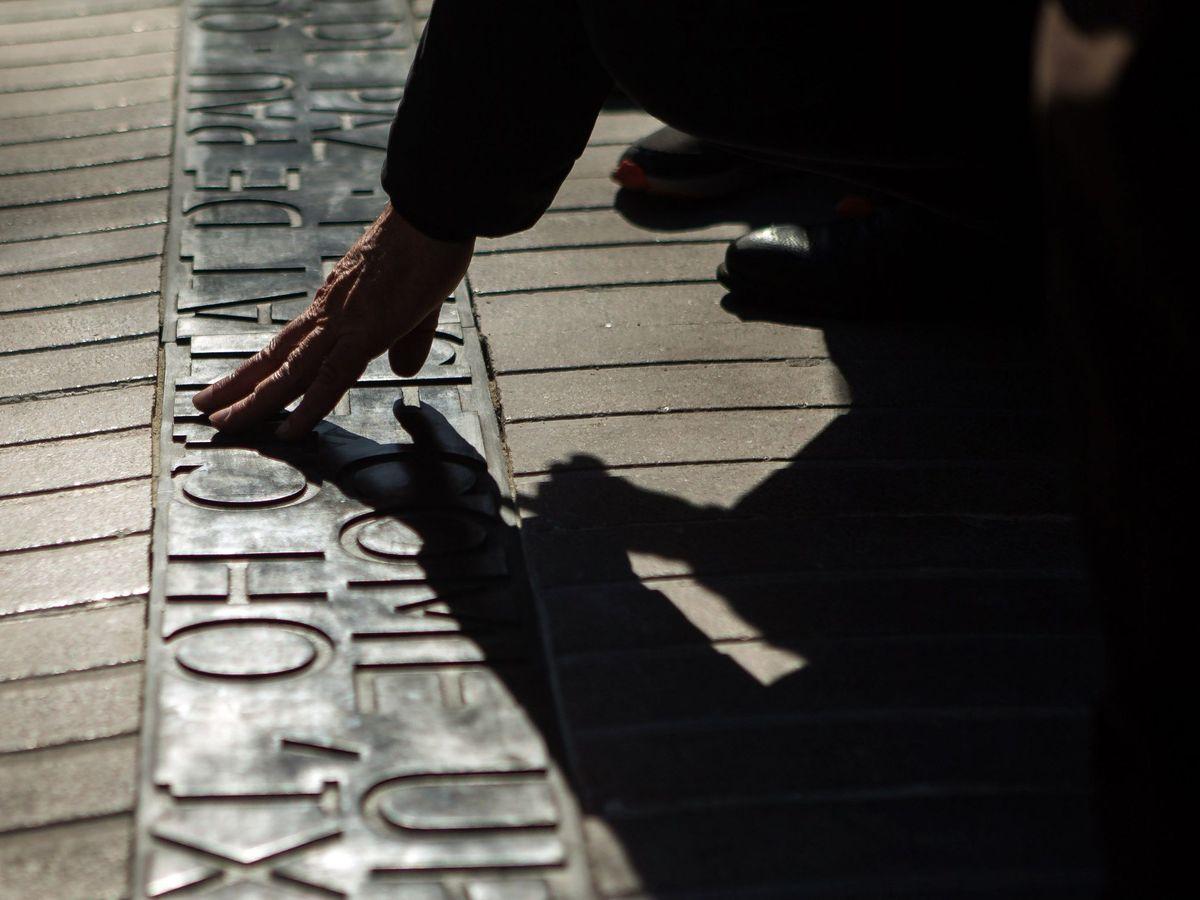 Foto: Memorial del atentado de Las Ramblas. (EFE)