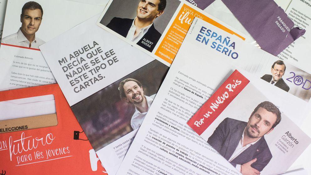 La abuela de Iglesias, la carta joven del PSOE... cómo llegar a 34 M de votantes