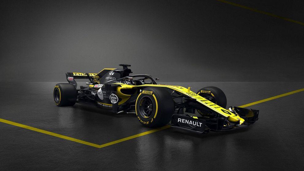 Por qué es tan importante para la carrera de Carlos Sainz el nuevo Renault, el RS18