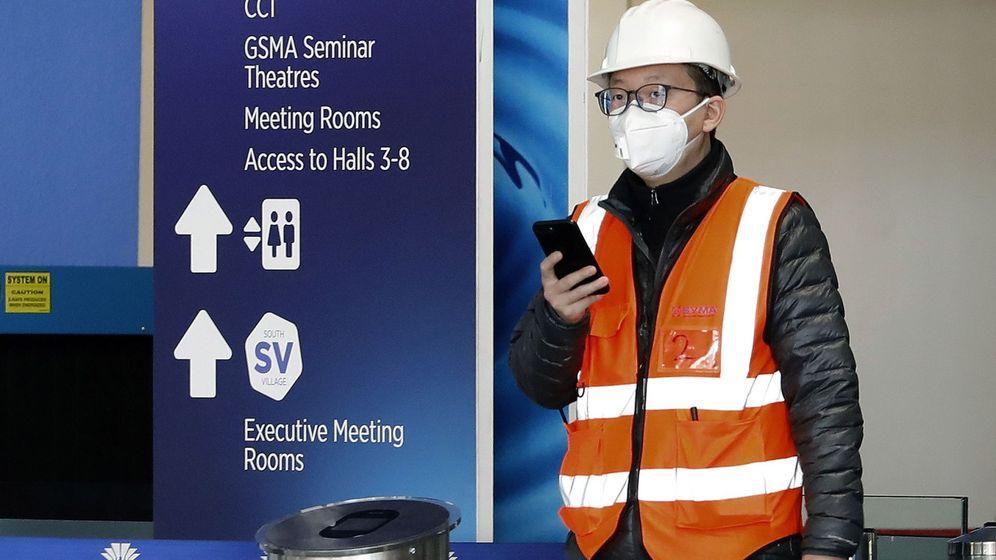 Foto: El GSMA estudia la cancelación del Mobil World Congress (Efe)
