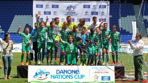 Todo a punto para la Final Nacional de la  Danone Nations Cup, el mundial alevín