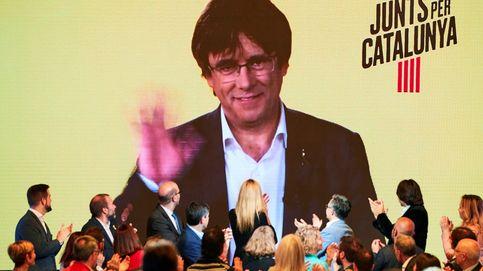 Festival de presos y 'exiliados' en el inicio de la campaña catalana