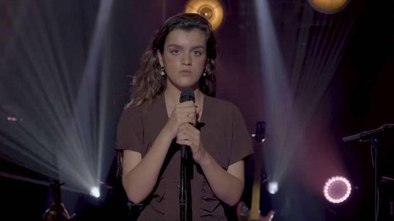 Así es 'Quedará en nuestra mente', lo nuevo de Amaia Romero con parodia a OT incluida