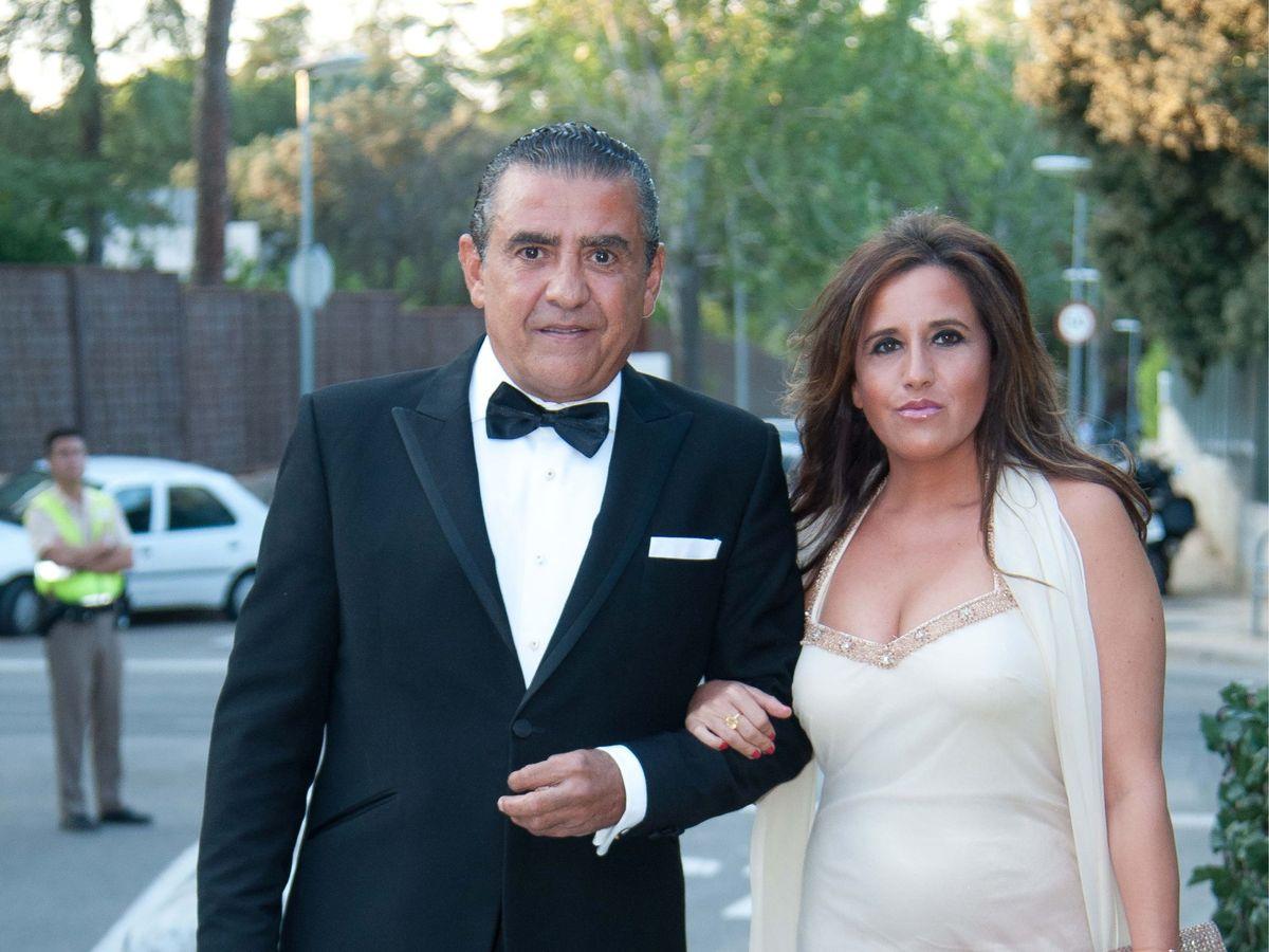 Foto: Jaime Martínez-Bordiú y Marta Fernández en una imagen de archivo. (Cordon Press)